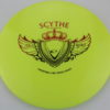 Scythe - yellow - gold - red - 174g - 3311 - neutral - neutral