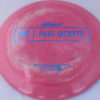 Kong - Paul McBeth Prototype - blue-mini-dots-and-stars - 170-172g - neutral - somewhat-stiff