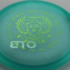 Aftershock - blue - special-blend - green - rainbow - 175-176g - super-flat - somewhat-stiff