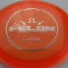 Felon - Lucid-X - Eric Oakley - orange - lucid-x - silver - 175g - somewhat-flat - somewhat-stiff