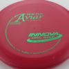 Aviar - Yeti Pro - red - yeti-pro - green - 175g - pretty-flat - neutral
