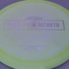 Zeus - Paul McBeth Prototype - silver-dots-small - 173-175g - 3311 - somewhat-flat - neutral
