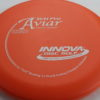 Aviar - Yeti Pro - orange - yeti-pro - white - 175g - somewhat-puddle-top - pretty-stiff