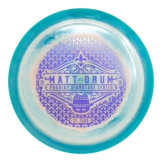 Matt Orum D1 - Blue Spectrum purple stamp