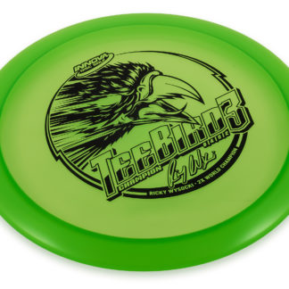 Innova Champion Teebird3 green with black stamp