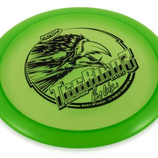 Innova Champion Teebird3 green with black stamp