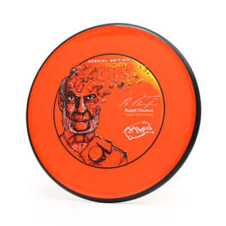 SE Entropy Orange 3 foil stamp