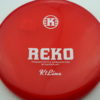Reko - red - k1 - white - 171g - 171-8g - somewhat-puddle-top - neutral