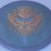 Eagle - Swirly Star - Gregg Barsby - gold - 175g - somewhat-domey - neutral
