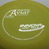 Aviar - Yeti Pro - yellow - yeti-pro - silver - 175g - puddle-top - somewhat-stiff