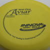 Aviar - Yeti Pro - yellow - yeti-pro - black - 175g - puddle-top - somewhat-stiff