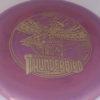 Thunderbird - Swirly Star - Jeremy Koling 2019 - swirly - star - silver - 175g - somewhat-domey - somewhat-gummy