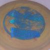 Thunderbird - Swirly Star - Jeremy Koling 2019 - swirly - star - light-blue - 175g - somewhat-domey - somewhat-gummy