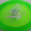 Star Wars - Discraft - force - green - z-line - silver-holographic - 304 - 175g - 3311 - neutral - neutral