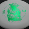 Star Wars - Discraft - challenger - white - d-line - green - 304 - 173-175g - 3311 - pretty-flat - neutral