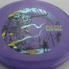Pilot - Neutron - Special Edition - purple - light-blue - yellow - black - 174g - super-flat - somewhat-stiff