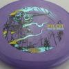 Pilot - Neutron - Special Edition - blend-purple-white - light-blue - yellow - black - 174g - super-flat - neutral