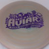 Aviar - Nexus - Jessica Weese - purple - 175g - 3311 - somewhat-puddle-top - somewhat-stiff