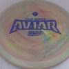 Aviar - Tour Series - swirly - pro - blue-fracture - 175g - super-flat - very-stiff