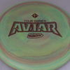 Aviar - Tour Series - swirly - pro - red - 175g - super-flat - very-stiff