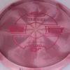 Buzzz - Swirl ESP - Nate Doss - pink-hexagons - 178g - 3311 - somewhat-flat - neutral