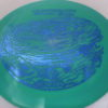 Hurricane - Swirl Proline - Shasta Criss - blue-mini-dots-and-stars - 170-172g - somewhat-domey - pretty-gummy