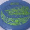 Squall - Swirl Flex ProLine - Matt Bell - green-lines - 175-176g - pretty-flat - pretty-gummy