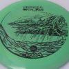 Squall - Swirl Flex ProLine - Matt Bell - black - 173-175g - pretty-flat - pretty-gummy