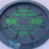 Raptor - Swirl ESP - Paul Ulibarri - green-fracture - 173-175g - 3311 - neutral - somewhat-stiff