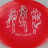 Star Wars - Discraft - force - redpink - z-line - white - 304 - 173-175g - 3311 - neutral - neutral