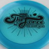 Star Wars - Discraft - force - blue - z-line - black - 304 - 173-175g - 3311 - neutral - neutral