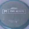 Kong - Paul McBeth Prototype - silver-shatterdots - 170-172g - somewhat-flat - neutral