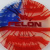 Felon - tye-dye - lucid - red - 304 - 174g - 3311 - super-flat - neutral