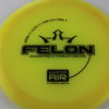 Felon - yelloworange - lucid-air - black - 304 - 157g - 3311 - puddle-top - somewhat-gummy