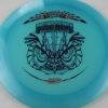 Shryke - Luster Champion - Eveliina Salonen - blue - purple - red-matrix - 175g - somewhat-domey - neutral