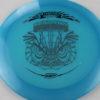 Shryke - Luster Champion - Eveliina Salonen - blue - silver - black - 175g - neutral - neutral
