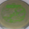 Marksman - Swirly Frontline - swirly - frontline - green - 175g - somewhat-flat - neutral