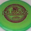 Buzzz - 2019 Ledgestone Bee Collection - LSWT - purple - 177g-2 - 3311 - pretty-flat - neutral