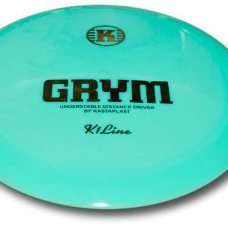 Kastaplast Grym Mint Green Black Stamp