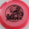 Thrasher - Glo Sparkle - Ledgestone 2019 - pink - black - 173-175g - neutral - neutral
