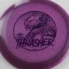 Thrasher - Glo Sparkle - Ledgestone 2019 - purple - purple - 173-175g - neutral - neutral