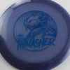 Thrasher - Glo Sparkle - Ledgestone 2019 - bluepurple - blue - 173-175g - neutral - neutral