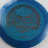 Crank - Glo Sparkle - Ledgestone 2019 - blue - oil-slick - 173-175g - pretty-domey - neutral