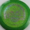 Crank - Glo Sparkle - Ledgestone 2019 - green - silver-shatterdots - 173-175g - pretty-domey - neutral