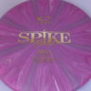 Spike - Burst - burst-zero-hard - gold - 173g - 3311 - super-flat - pretty-stiff