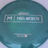 Kong - Paul McBeth Prototype - silver-flowers - 170-172g - somewhat-flat - neutral