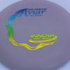 Aviar - Glow Pro - James Conrad - rainbow-bluegreenyellow - 175g - somewhat-puddle-top - neutral