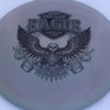 Eagle - Swirly Star - Gregg Barsby - black - 175g - somewhat-domey - neutral