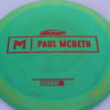 Zeus - Paul McBeth Prototype - red-mini-dots-and-stars - 170-172g - 3311 - somewhat-flat - neutral