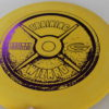 Wizard - yellow - training-weight - purple - 304 - 253g - super-flat - somewhat-stiff